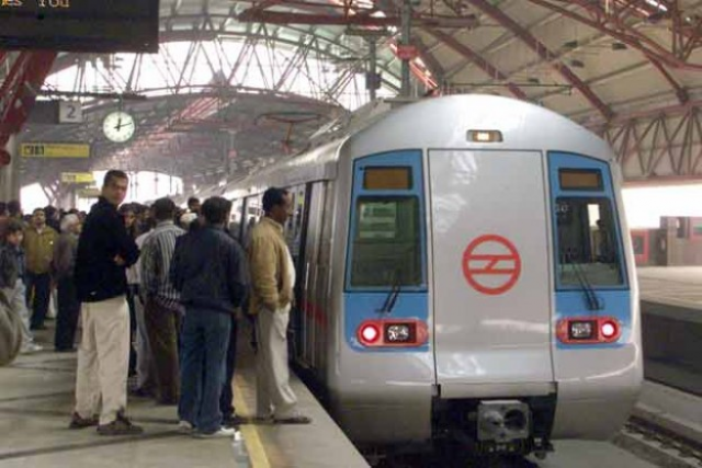 Delhi Metro ranked 2nd among 18 international metro systems